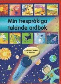 bokomslag Min trespråkiga talande ordbok : somaliska, svenska och engelska