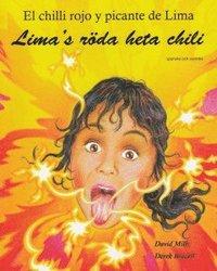 bokomslag Lima's röda heta chili (spanska och svenska)