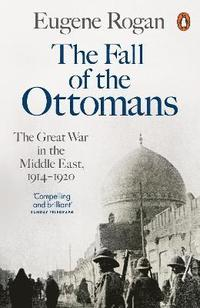 bokomslag Fall of the ottomans - the great war in the middle east, 1914-1920
