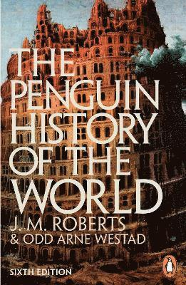 bokomslag The Penguin History of the World: Sixth Edition
