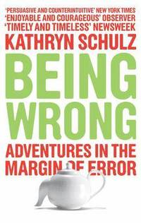bokomslag Being Wrong