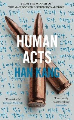 bokomslag Human Acts