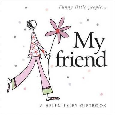 bokomslag My Friend