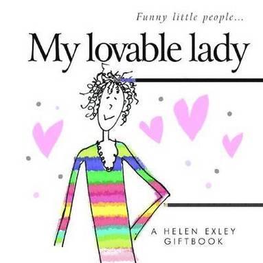 bokomslag My Loveable Lady