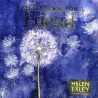 bokomslag A Little Book for a Friend