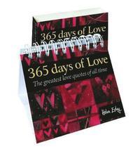 bokomslag 365 Days of Love