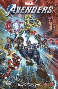 bokomslag Marvel's Avengers: Road To A-day