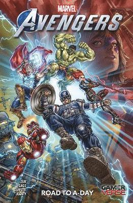 Marvel's Avengers: Road To A-day 1