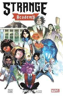 bokomslag Strange Academy Vol. 1: First Class