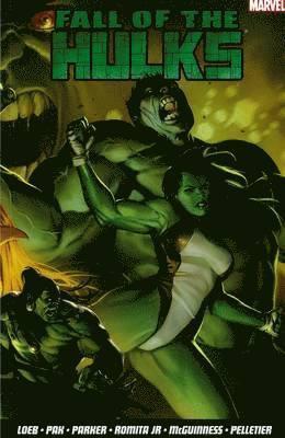 bokomslag Fall Of The Hulks Vol.1