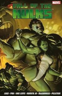 bokomslag Fall Of The Hulks Vol.2