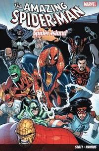 bokomslag Amazing Spider-man: Spider Island