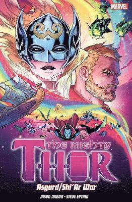 bokomslag Mighty thor vol. 3: asgard/shiar war