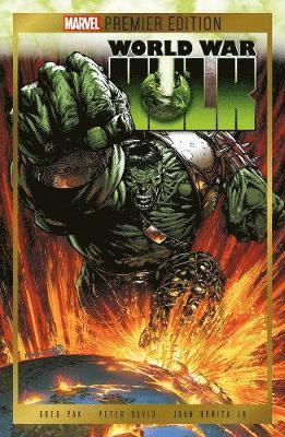bokomslag Marvel Premium Edition: World War Hulk