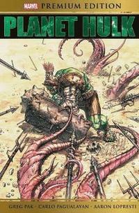 bokomslag Marvel Premium Edition: Planet Hulk