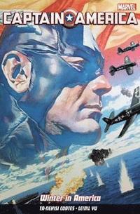 bokomslag Captain America: Winter In America