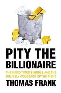 bokomslag Pity the Billionaire