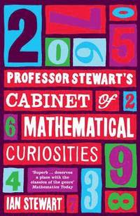 bokomslag Professor Stewart's Cabinet of Mathematical Curiosities
