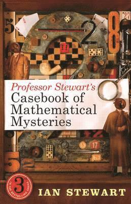 bokomslag Professor Stewart's Casebook of Mathematical Mysteries