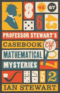 bokomslag Professor Stewart's Casebook of Mathematical Mysteries