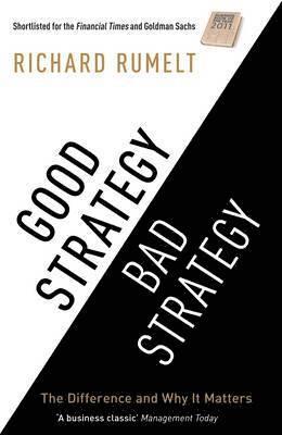 bokomslag Good Strategy/Bad Strategy