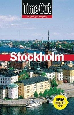 bokomslag Time Out Stockholm City Guide