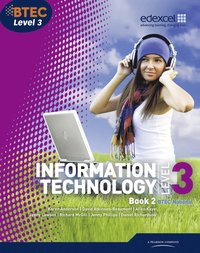 bokomslag BTEC Level 3 National IT Student Book 2