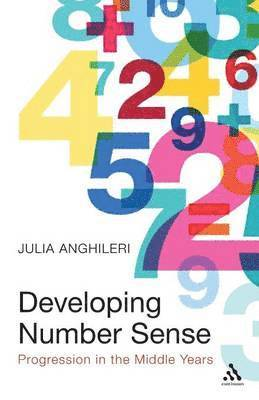 bokomslag Developing Number Sense: Progression in the Middle Years