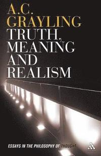 bokomslag Truth, Meaning and Realism