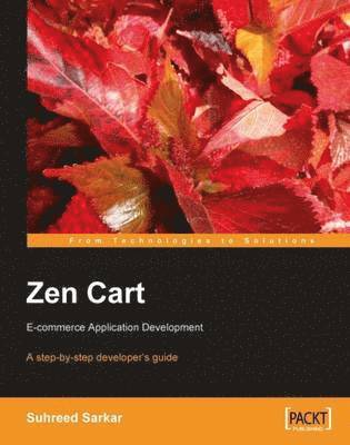 bokomslag Zen Cart E-commerce Application Development