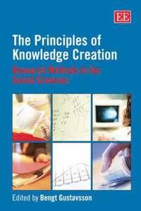 bokomslag The Principles of Knowledge Creation