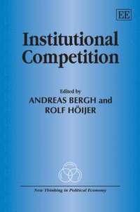 bokomslag Institutional Competition
