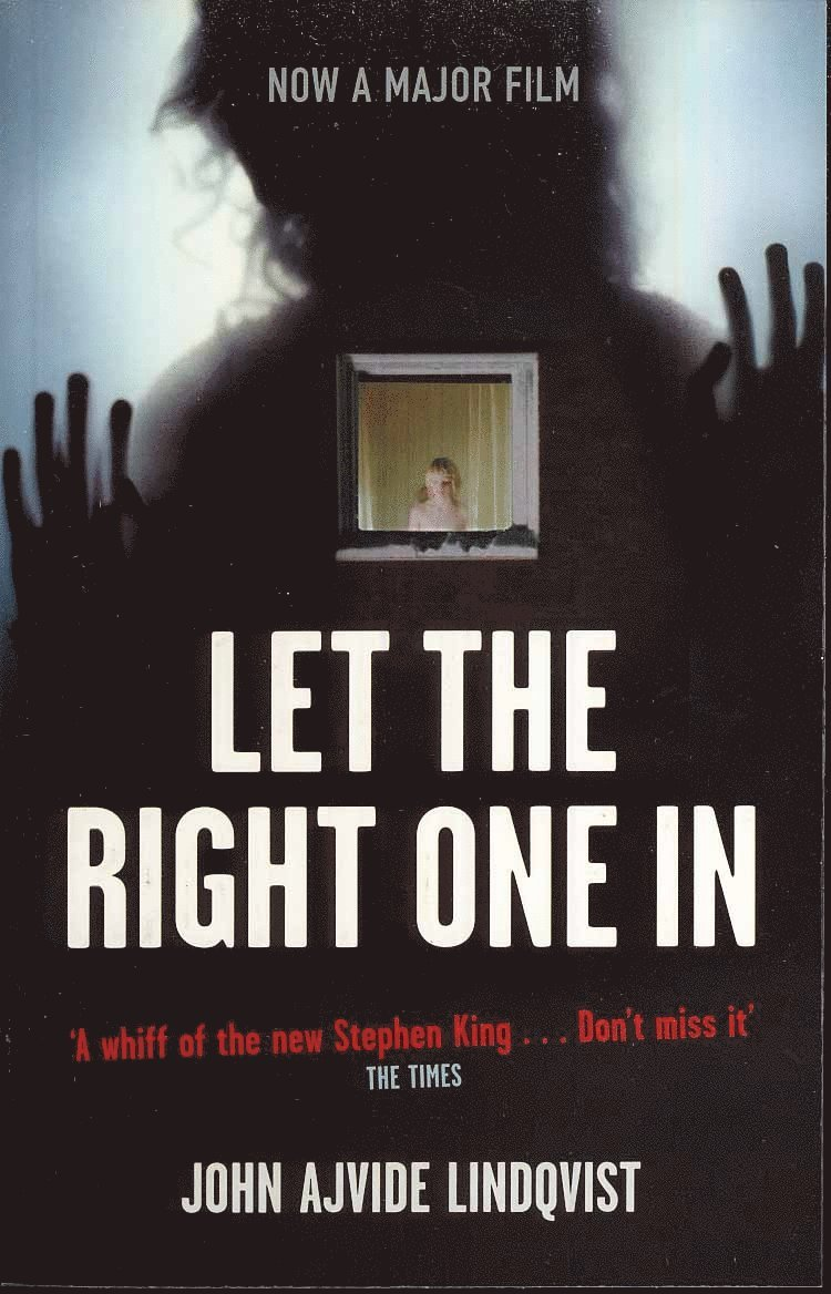 Let the right one in 1