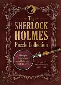 bokomslag The Sherlock Holmes Puzzle Collection