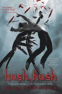 bokomslag Hush, Hush