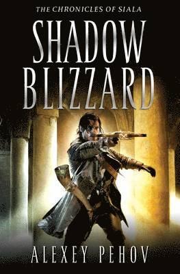 bokomslag Shadow Blizzard
