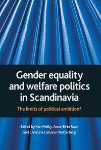 bokomslag Gender equality and welfare politics in Scandinavia