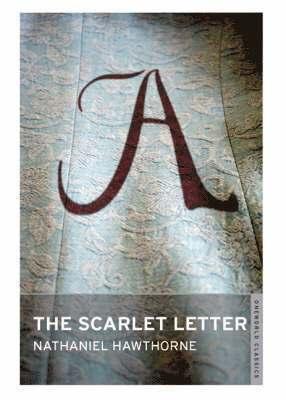 bokomslag The Scarlet Letter