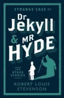 bokomslag Strange Case of Dr Jekyll and Mr Hyde and Other Stories