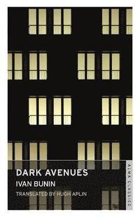 bokomslag Dark Avenues