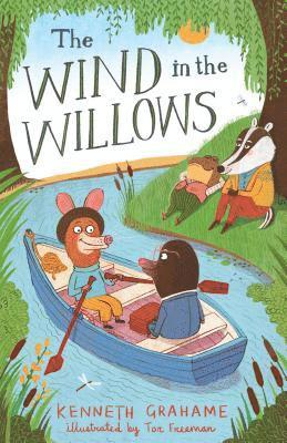 bokomslag Wind in the willows