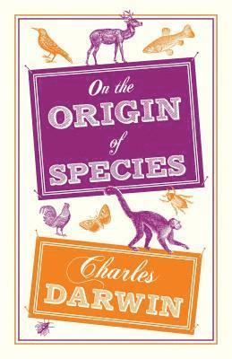 bokomslag On the Origin of Species