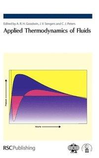 bokomslag Applied Thermodynamics of Fluids