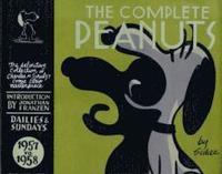 bokomslag The Complete Peanuts 1957-1958