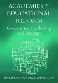 bokomslag Academies and Educational Reform