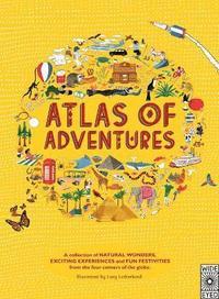bokomslag Atlas of Adventures