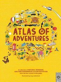 bokomslag Adventures