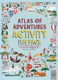 bokomslag Adventures Activity Fun Pack (Us)