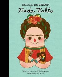 bokomslag Frida Kahlo