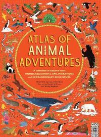 bokomslag Atlas of Animal Adventures